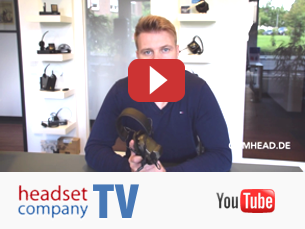 headset company TV auf YouTube